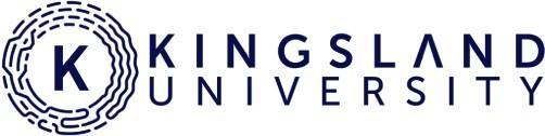 Kingsland University company logo