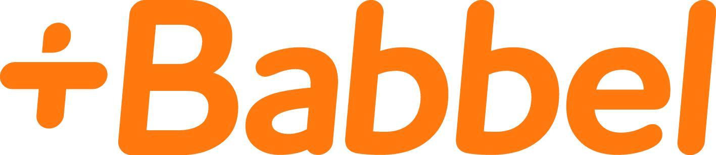 Babbel company logo