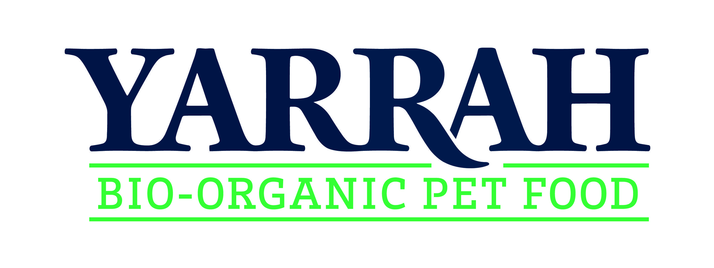 Yarrah Organic Petfood company logo