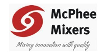 McPhee Mixers company logo
