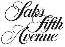 Saks Fifth Avenue company logo