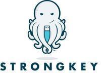 StrongKey company logo
