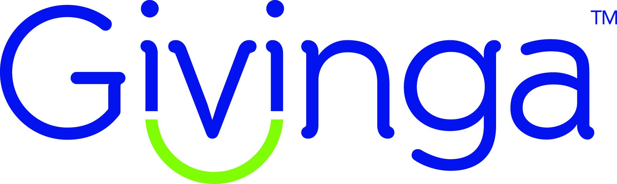 Givinga company logo