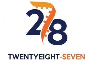 TwentyEight-Seven company logo