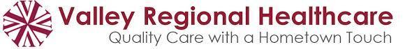 Valley Regional Healthcare company logo