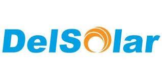 DelSolar company logo