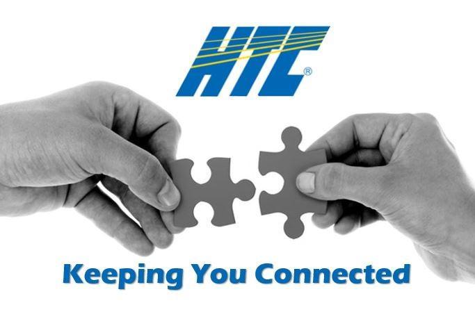 Harrisonville Telephone company logo