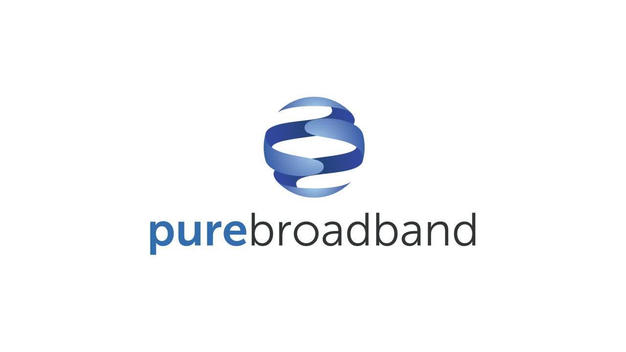 Purebroadband company logo