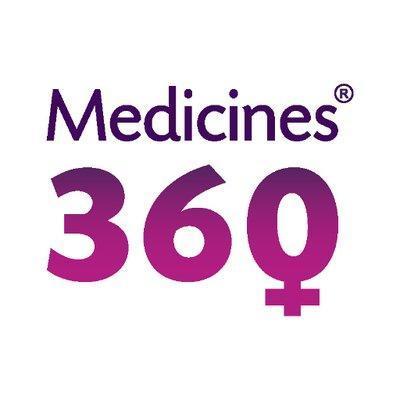 Medicines360 company logo