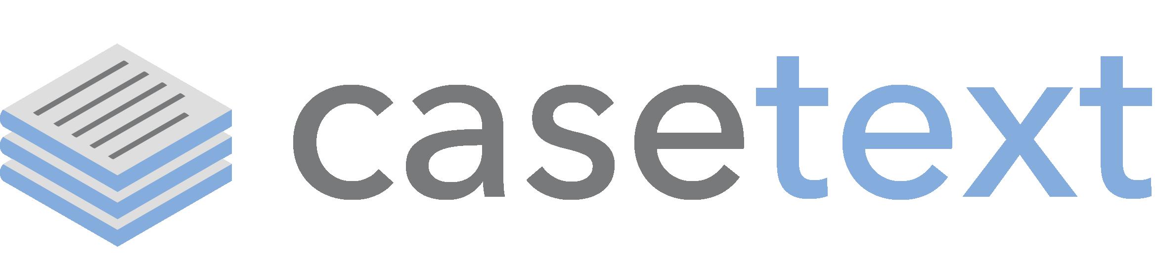 Casetext company logo