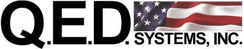 QED company logo