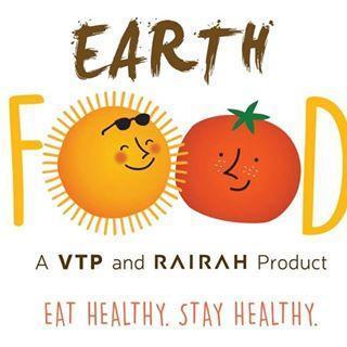 EarthFood company logo