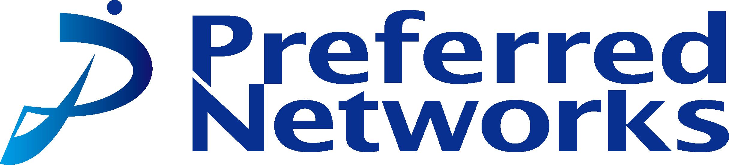 Preferred Networks company logo