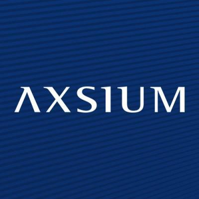 Axsium company logo