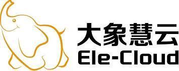 Ele-cloud company logo