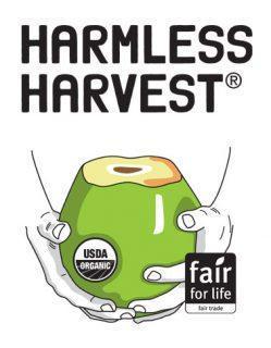Harmless Harvest company logo