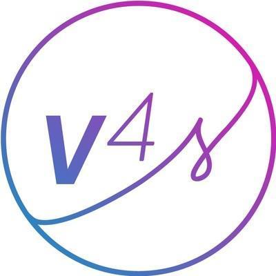 Volunteers 4 Sport company logo