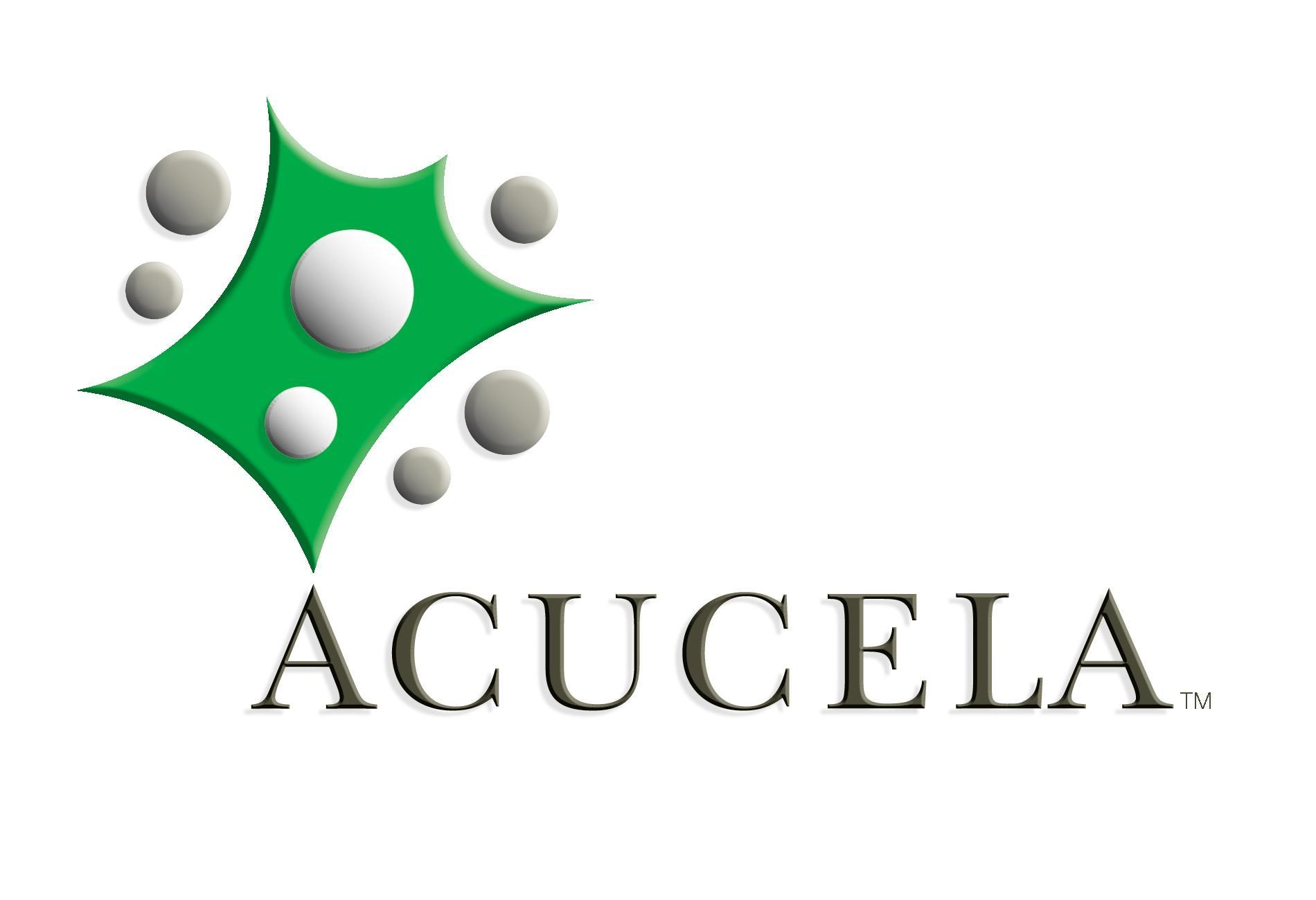 Acucela company logo