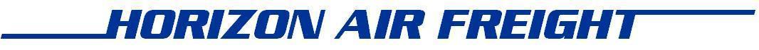 Horizon Air Freight company logo