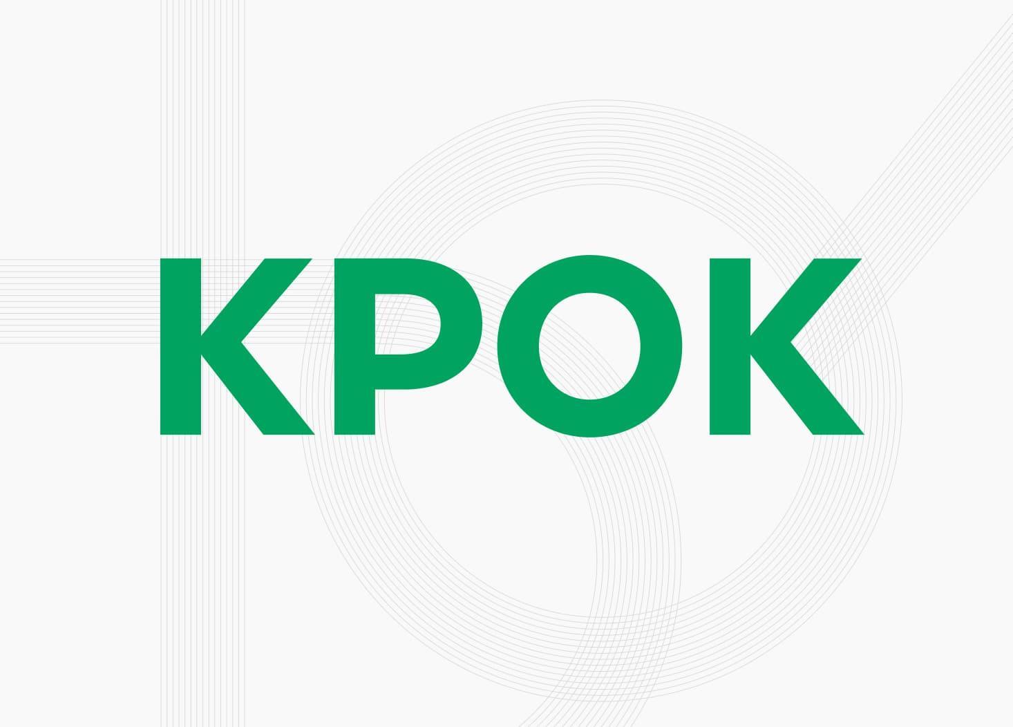 KPOK company logo