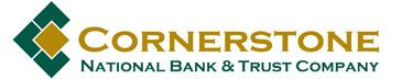 Cornerstone National Bank & Trust Company company logo