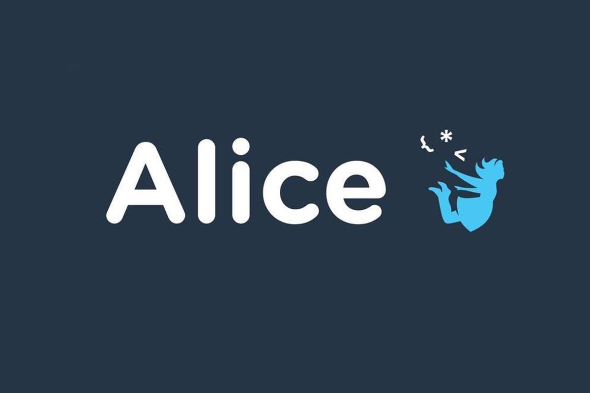 Alice company logo