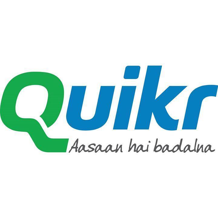 Quikr company logo