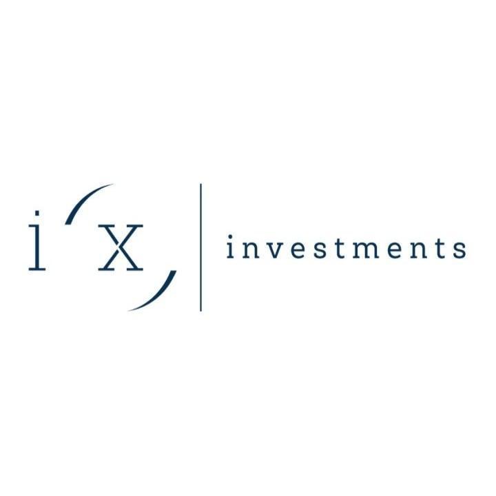 i(x) investments company logo