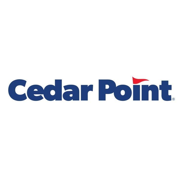 Cedar Point company logo