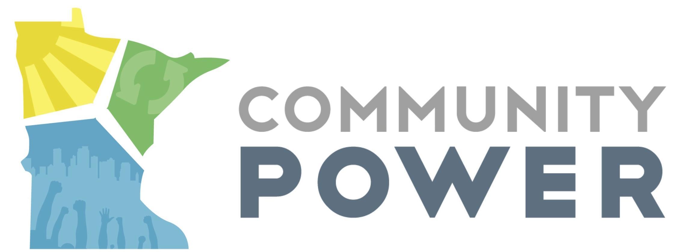 Community Power company logo