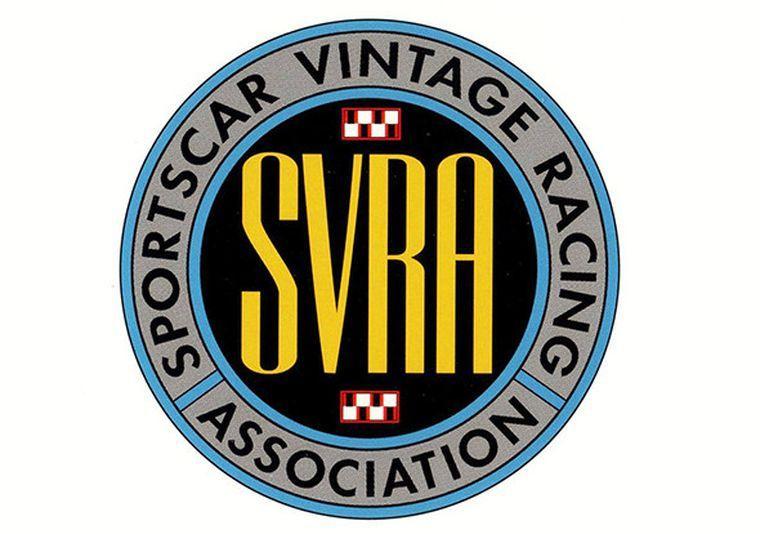 Sportscar Vintage Racing Association company logo