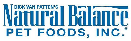 Natural Balance Pet Foods company logo