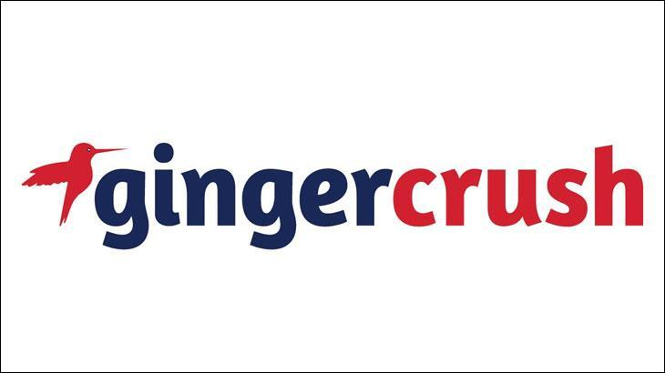 Gingercrush company logo