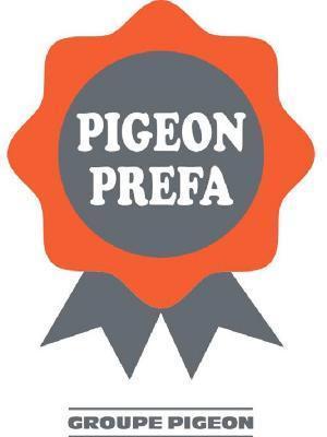 Pigeon Prefa company logo