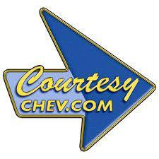 Courtesy Chevrolet company logo