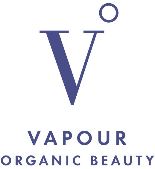 Vapour Organic Beauty company logo