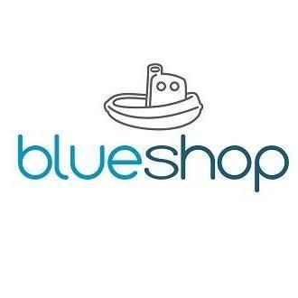 Blueshop company logo