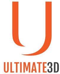 Ultimate 3D company logo