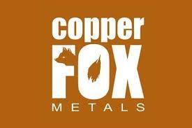 Copper Fox Metals company logo