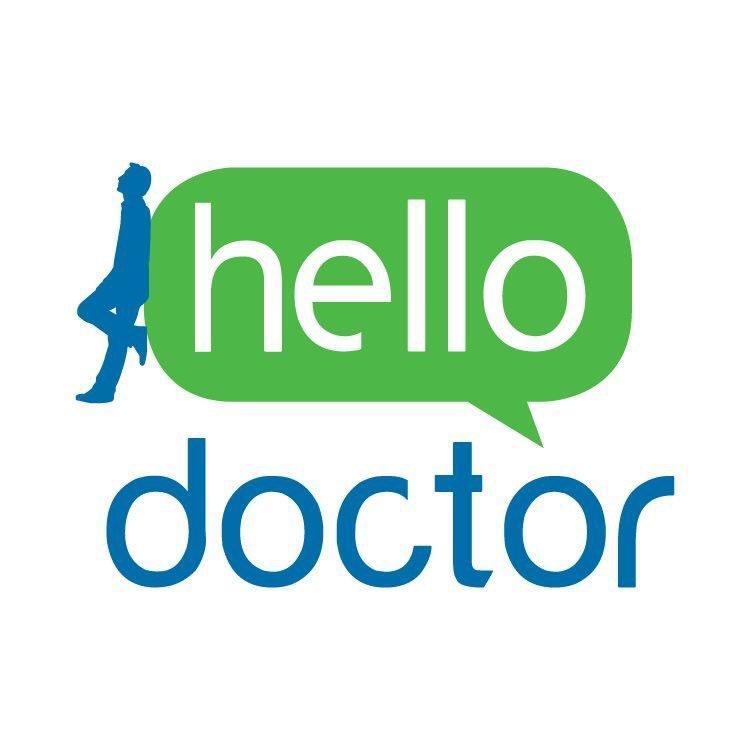 Hello Doctor company logo