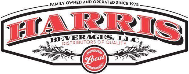 Harris Beverages company logo