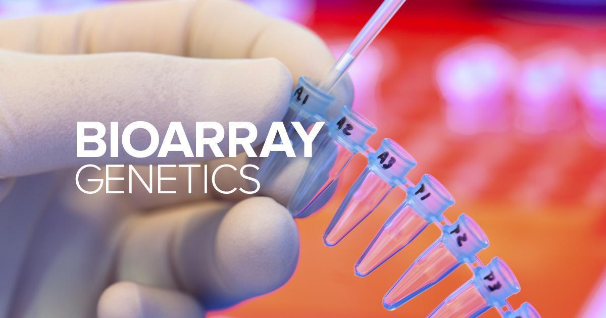 BIOARRAY Genetics company logo