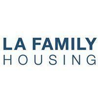LA Family Housing company logo