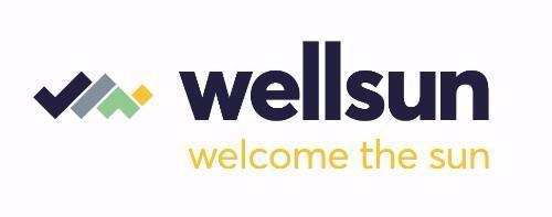 Wellsun company logo