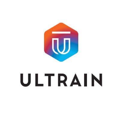 Ultrain company logo
