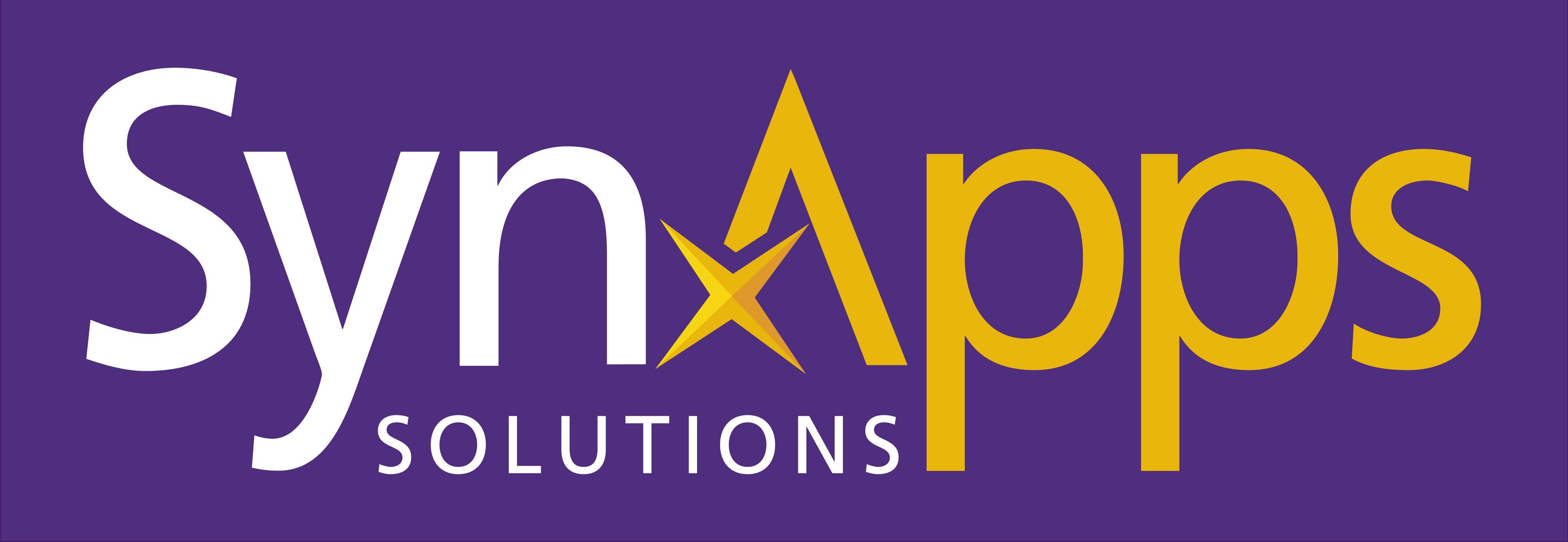 SynApps company logo