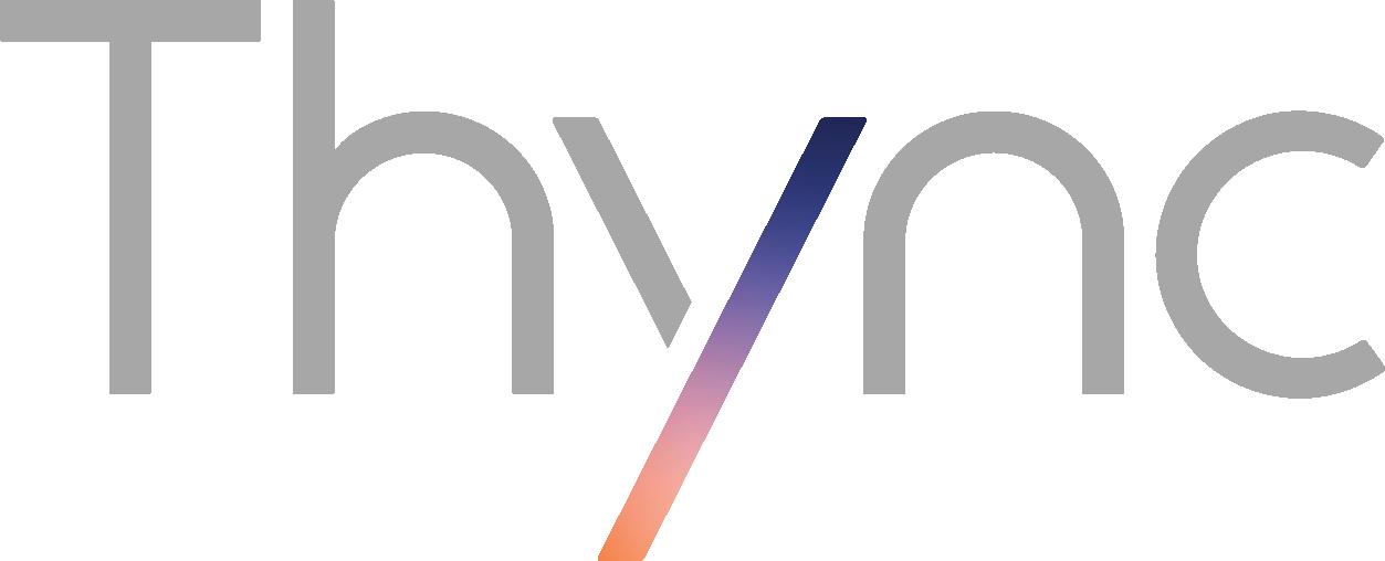 Thync company logo