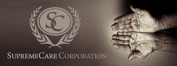 SupremeCare company logo