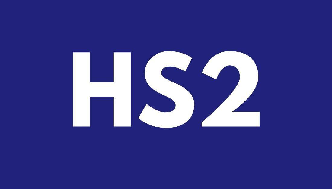 HS2 company logo