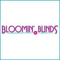 Bloomin' Blinds company logo